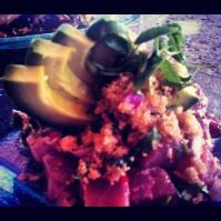 Oyamel - Tuna Ceviche